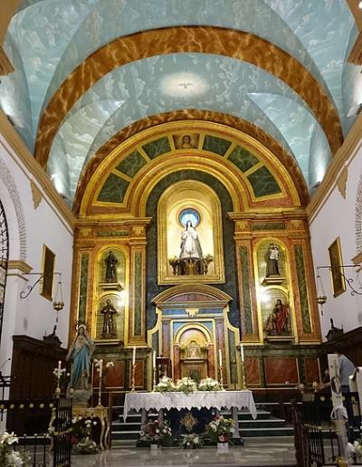 Iluminación de Presbiterio