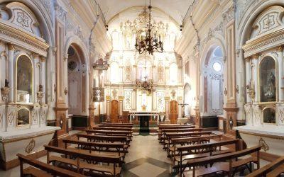 Megafonía Convento de Las Mercedarias (Málaga)