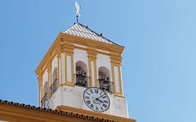 Carrillón Parroquia Ntra. Sra. de La Encarnación (Marbella)