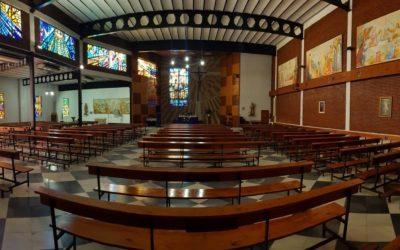 Megafonía Parroquia Espíritu Santo (Almería)