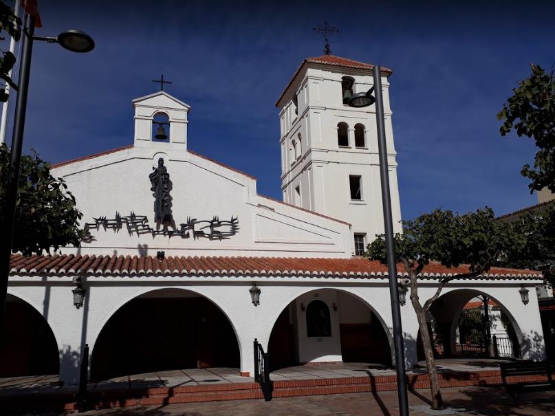 CCTV y Sistema de Alarma Parroquia Inmaculada Concepción (Arroyo De La Miel)