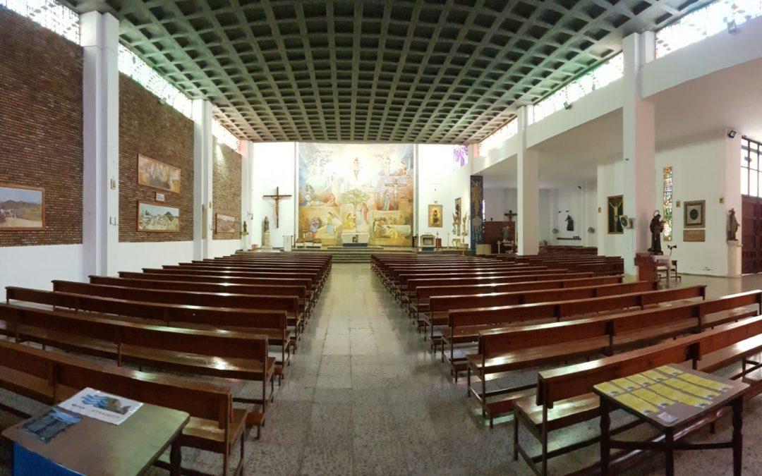 Megafonía Parroquia Sta. María Magdalena (Almería)