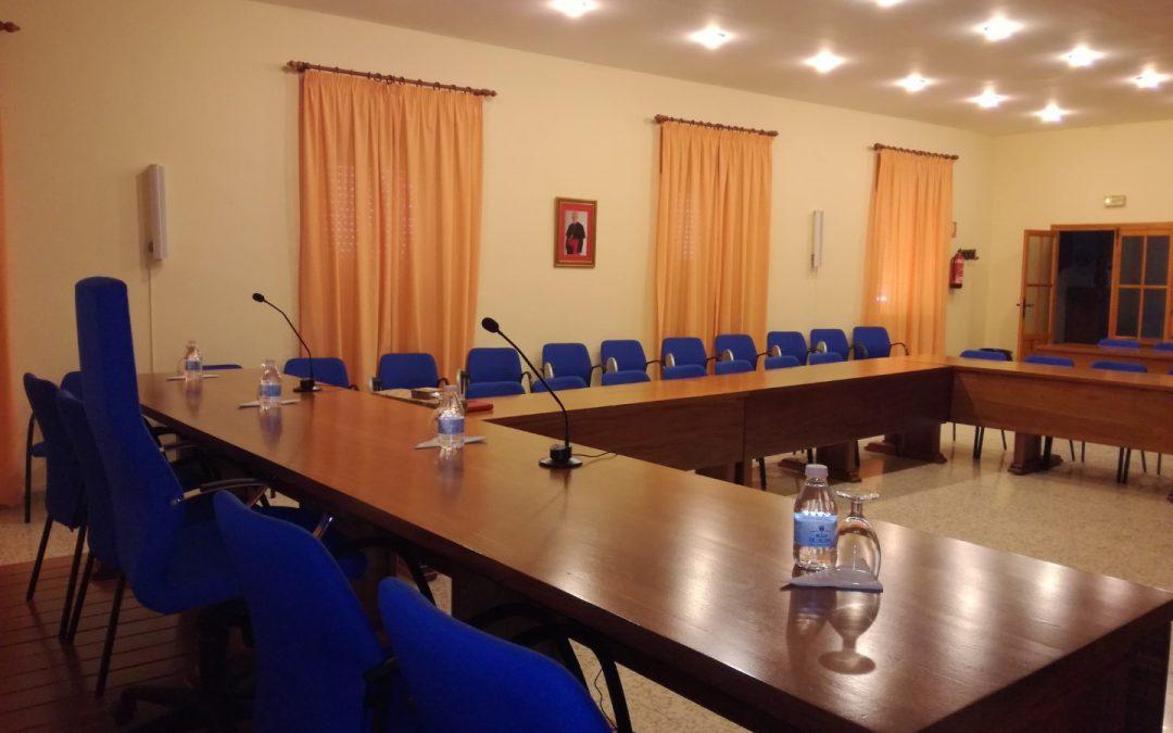 Megafonía Seminario Diocesano (Jaén)