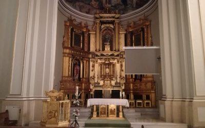Vídeo-Proyección Seminario Diocesano (Jaén)