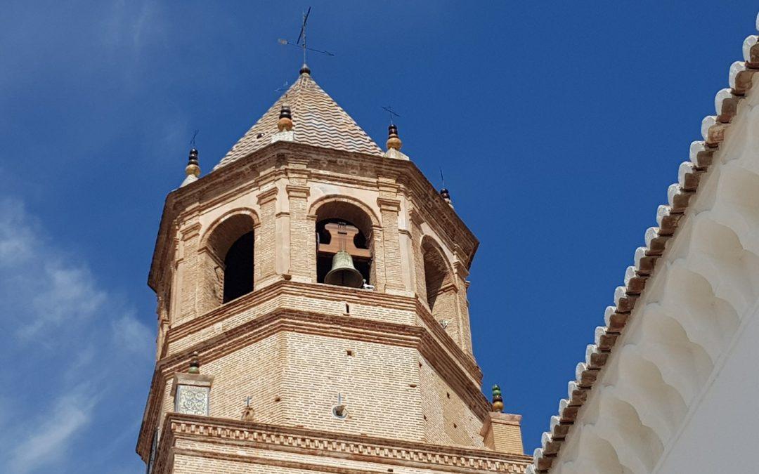 Campanas Parroquia San Juan Bautista (Vélez-Málaga)