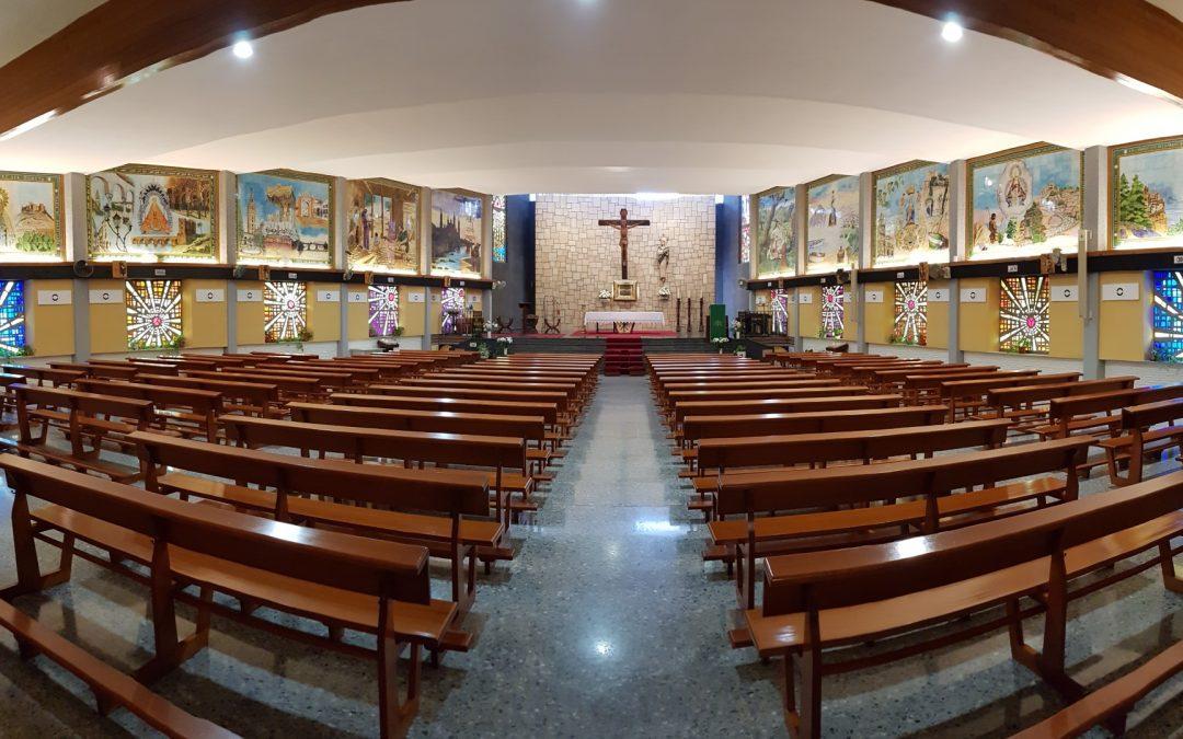 CCTV y Sistema de Alarma Parroquia Divina Pastora (Marbella)