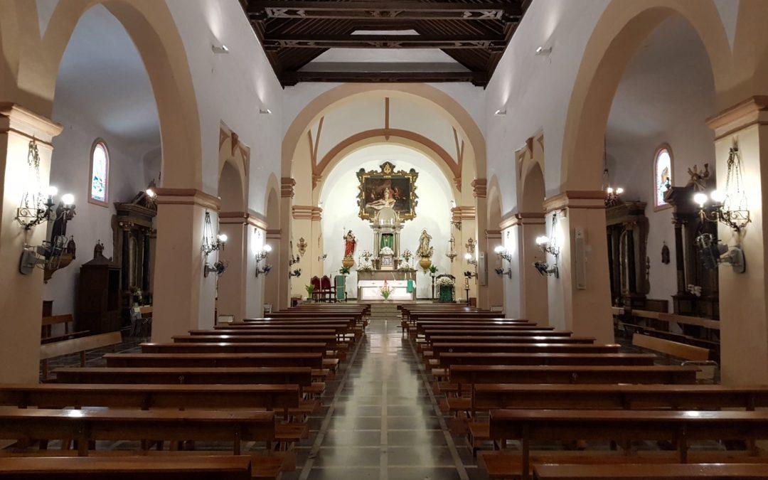 Megafonía Parroquia de La Inmaculada (Dúrcal)