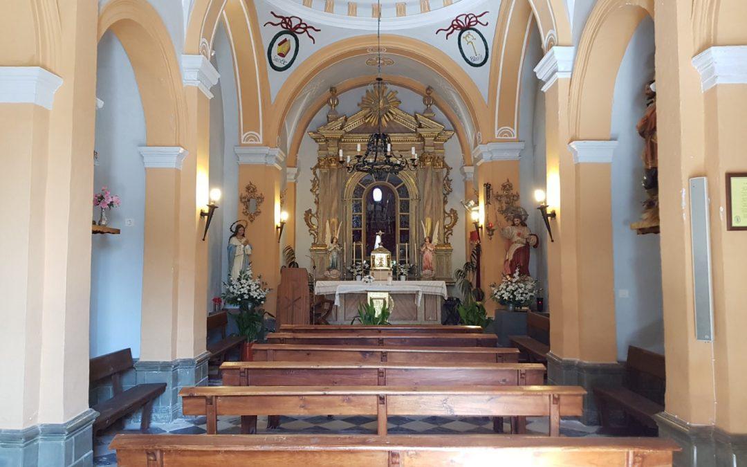 Megafonía Ermita San Blas (Dúrcal)