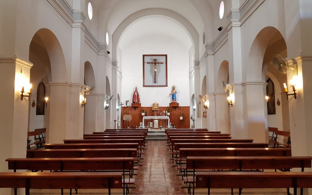 Megafonía Parroquia San Urbano (La Cañada)